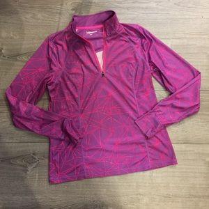 Xersion zip pullover
